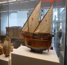 1270 Nef Montjoie Maquette Marseille Musee Histoire Marseille