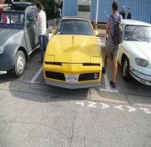 Pontiac 1982 Firebird 1982 1992  3rd generation Trans Am Palavas 2018
