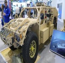 General Dynamics Flyer Internally Transportable Vehicle ITV Eurosatory 2016