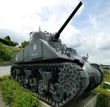 Char Moyen Sherman M4A2 Berry au Bac Arromanches