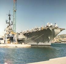 Porte avions USS Coral SeaI CV 43 Marseille