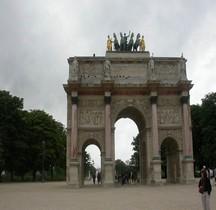Paris Arc de Triomphe du Carroussel