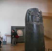 3 Mesopotamie Babylone Code d 'Hammourabi  Paris