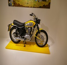 Ducati 1970  350 Scrambler  Bologne