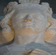 Seine St Denis St Denis Basilique 3.14.1 Philippe V Le Long Gisant