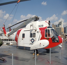 Sikorsky S 62A HH-52A USS Intrepid