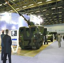 Automoteur Donar Prototype Eurosatory 2008