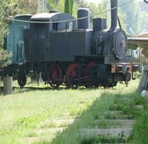 Locomotiva Breda FS 835 Bologne