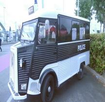 Citroën HY TUB Police 1960 Eurosatory 2016