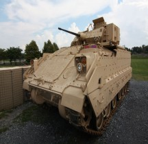 M7 Bradley Fire Support Team Vehicle Carlisle USA