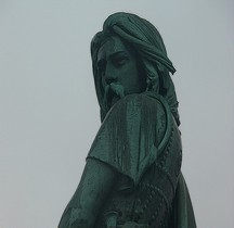 Côte d'Or Alise St Reine Statue de Vercingetorix