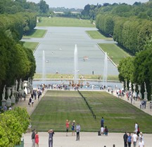 Yvelines Versailles Chateau Jardins Grand Canal