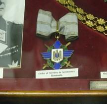 "Roumanie Ordinul ""Virtutea Aeronautica"