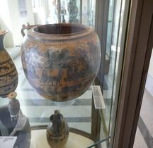 Grece Attique Dinos Bataille Hoplites Rome SCV