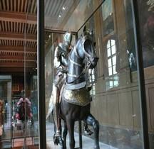 1539 Armure à Cheval Francois I  Paris