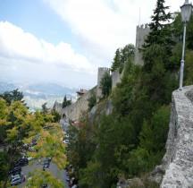 Republica San Marino  Les Murailles
