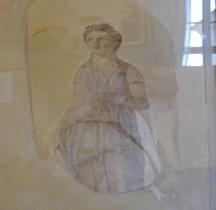 Fresque Rome Italie Rome Fresques Personnages Vatican