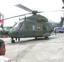 NH 90 TTH  HVC Suede Le Bourget 2007