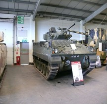 Warrior FV 510 Bovington