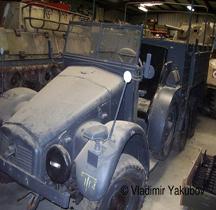 Krupp Protze Kfz.70 L 2 H 43-143 Details