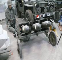Missile Anti Char SS 10 Rampe triple Saumur