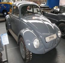 Volkswagen  Kommandeurwagen Type 877