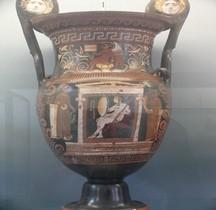Grande Grèce Apulie Céramique Cratère Nimes