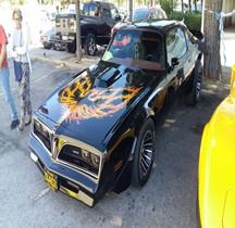 Pontiac 1977 Firebird Transam 2nd Génération 1977 Carnon 2019