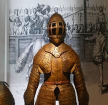 1660 Allemagne Demi Armure Carroussel  Ernst Auguste de Brunswick Invalides