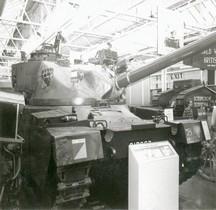 Chieftain Mark 1 Bovington