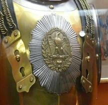 Napoléon III Garde Imperiale Régiment de Carabiniers 1865  Saumur