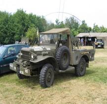 Dodge WC 52 Radio
