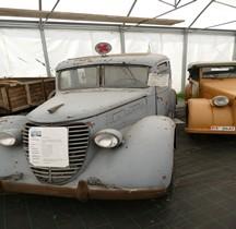 FIAT 522 Ambulance Bologne
