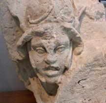 Bouches du Rhone Arles Arc Municipal Restes Statuaire