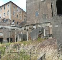 Rome Rione Campitelli Forum Romain Scola Xantha
