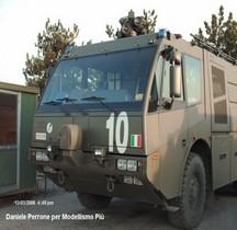 IVECO Crash-Fire-Rescue truck (CFR truck) Dragon