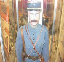 1916 Infanterie  77 Rgt Infanterie Lieutenant