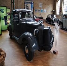 Mercedes 170V Limousine Holzkohlegasgenerator 1939