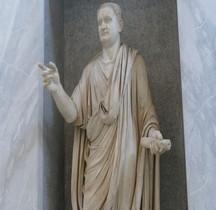 Statuaire 3 Empereurs 2 Titus Vatican