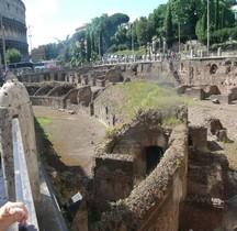 Rome Rione Celio Ludus Magnus