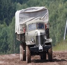 ZIL 157 Cargo Shelter Citerne