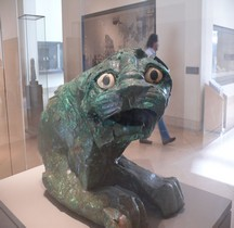 3 Mari Lion Bronze Paris  Louvre