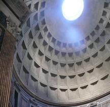 Rome Rione Pigna Panthéon Coupole