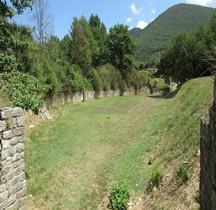 San Gemini Carsualae Amphithéatre