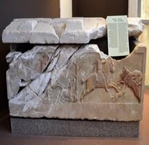 Phrygie Anatolie Sarcophage Altkula Çanakkale, Turkey