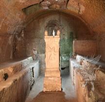Rome Mithraeum Rione Celio Basilica San Clemente al Laterano Mitreo