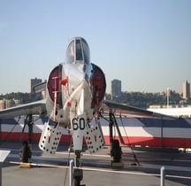 Dassault Étendard IV  USS Intrepid New York