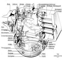 Char Maus Anatomie d'un Fauve