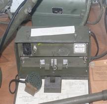 Detector Set SCR 625 Amplifier BC 1141 C Saumur