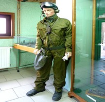 1990 Cavalerie Tenue de Tankiste Musée du Génie Jambes